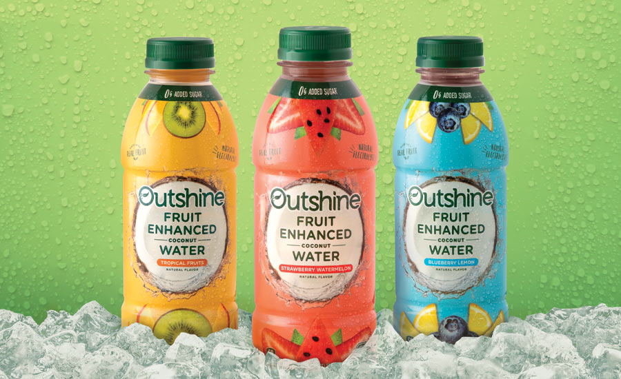 Outshine Coconut Waters