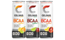 CELSIUS BCAA Recovery drink