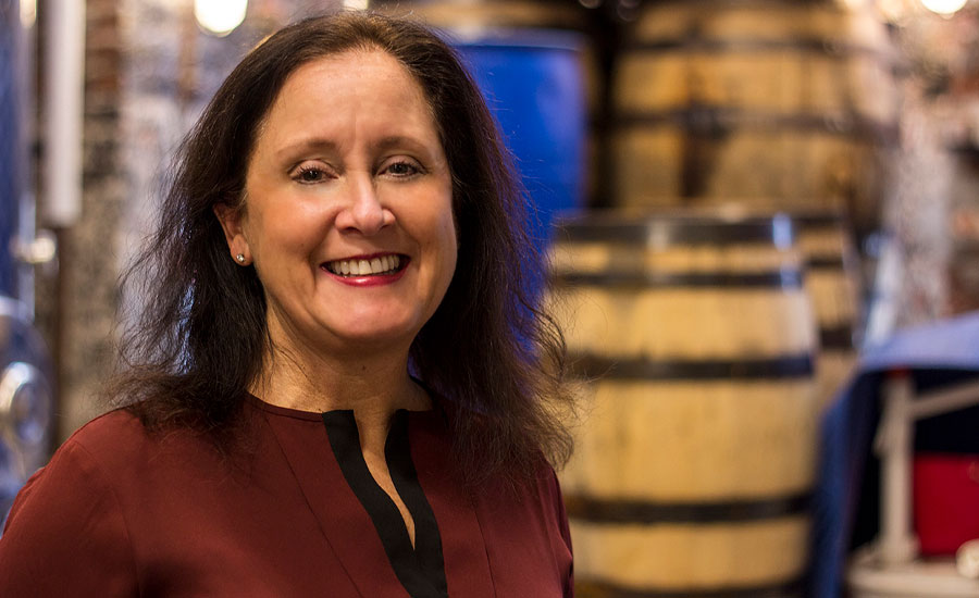 Margie A.S. Lehrman, chief executive officer of the American Craft Spirits Association