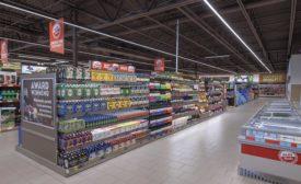 ALDI store.