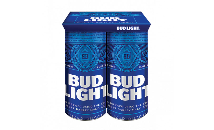 Bud Light KeelClip package