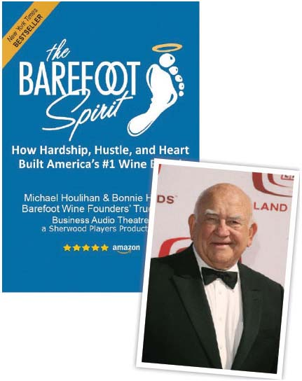 The Barefoot Spirit audiobook.