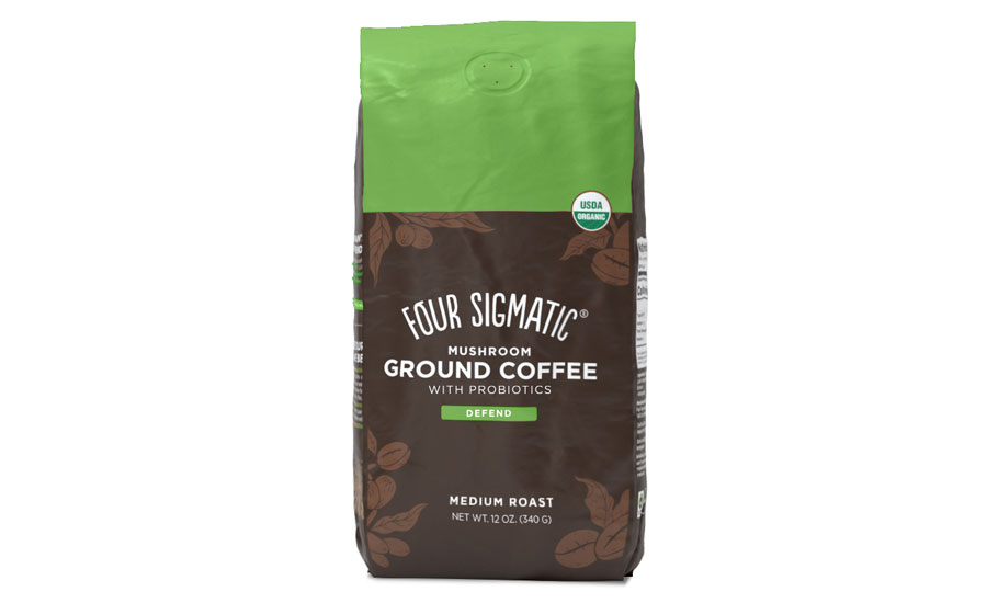 Mushroom Coffee Ground Probiotics