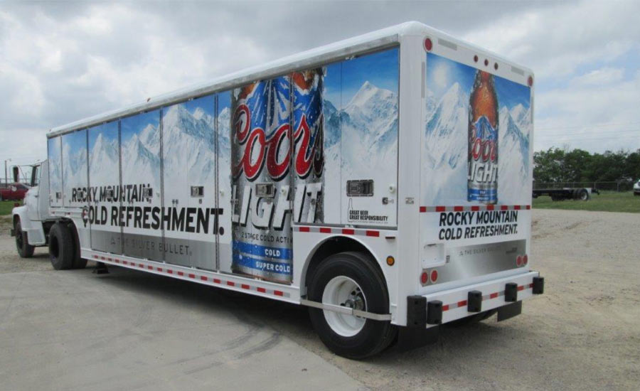 The Cooler Side Of Refrigerated Truck Bodies Trailers 2020 06 26 Beverage Industry