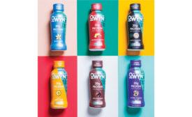 OWYN's non-dairy Kids Milk line