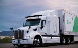 TuSimple, ZF autonomous trucks