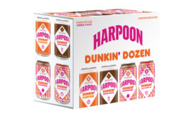 Harpoon Dunkin' products