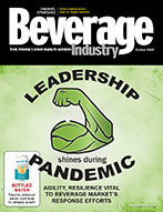 Beverage Industry October 2020 Cover Image