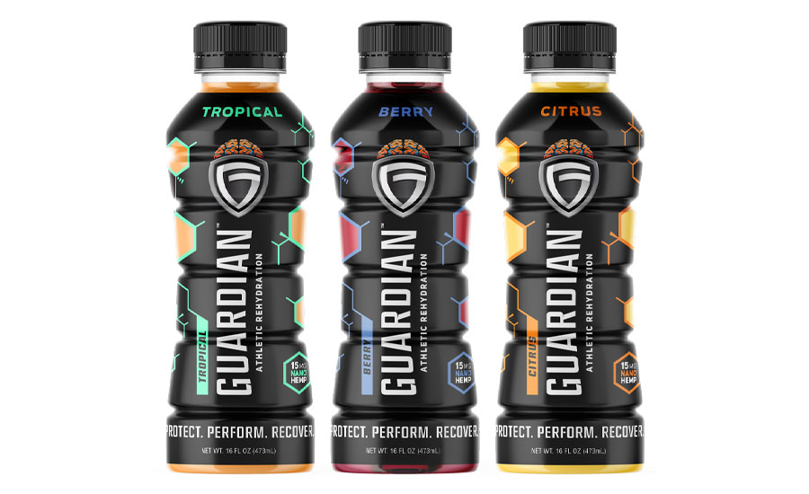 Guardian LLC's Guardian Athletic Rehydration beverage