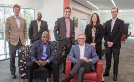 Coca-Cola UNITED's leadership team