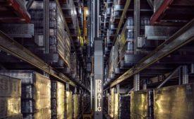 Dematic Beverage Warehouse