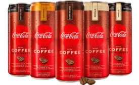CocaCola Coffee Lineup