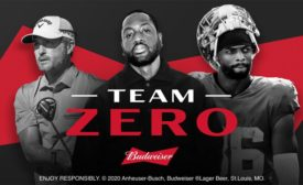 Budweiser Zero's Team Zero