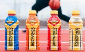 caffeinated sports drinks
