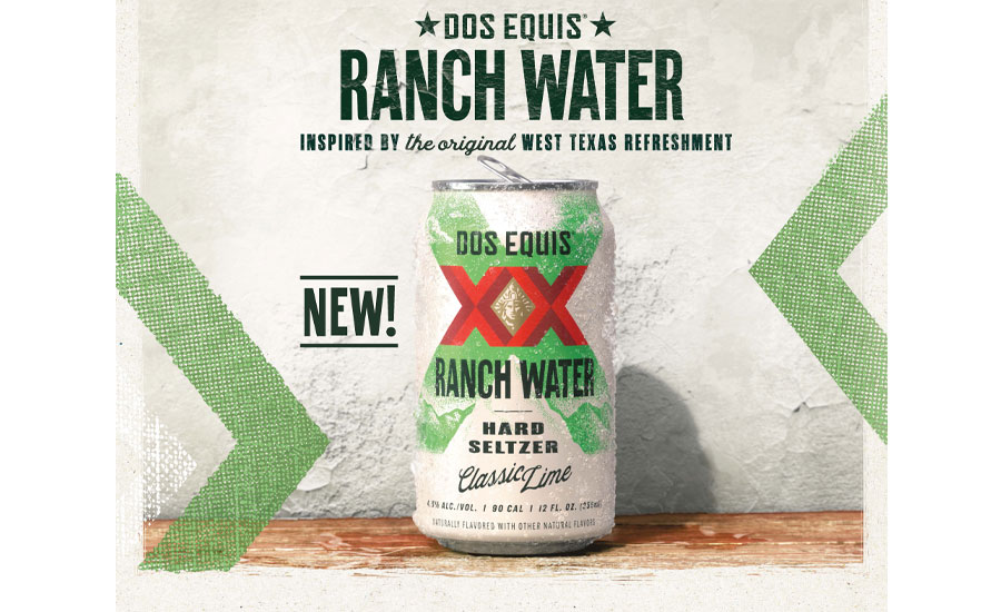 Agua del rancho Dos Equis