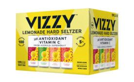 Vizzy Hard Seltzer Lemonade