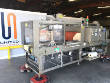 Arpac Model 45TW-28 Tray Shrink Wrapper and Heat Tunnel