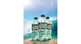 Mountain Dew Baja Blast - Beverage Industry