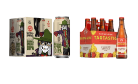 Tartastic Strawberry Lemon and Voodoo Ranger Guava Spruce DIPA - Beverage Industry